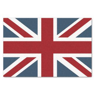 "Classic Union Jack Flag 10"" X 15"" Tissue Paper"