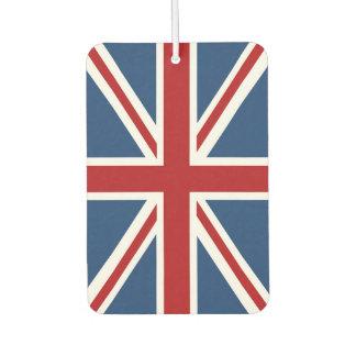 Classic Union Jack UK Flag Air Freshener