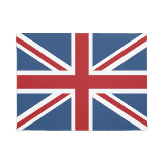 Classic Union Jack UK Flag Doormat