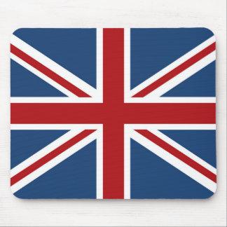 Classic Union Jack UK Flag Mouse Pad