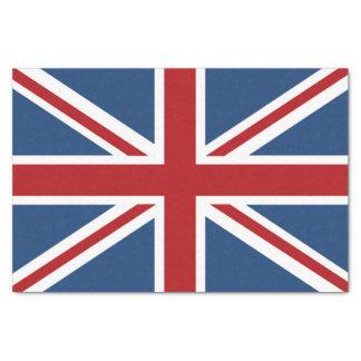 Classic Union Jack UK Flag Tissue Paper
