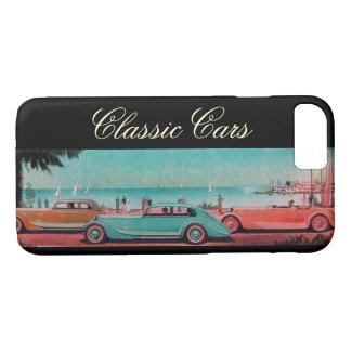 CLASSIC / VINTAGE CARS iPhone 7 CASE