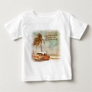 Classic Vintage Daytona Beach Florida Baby T-Shirt