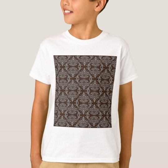 classic vintage French style wallpaper design T-Shirt
