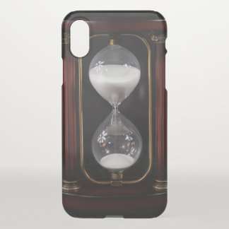 Classic Vintage Hourglass | iPhone X Case