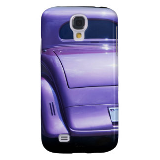 Classic Vintage Lavender Purple Chevy - Chevrolet Galaxy S4 Cover
