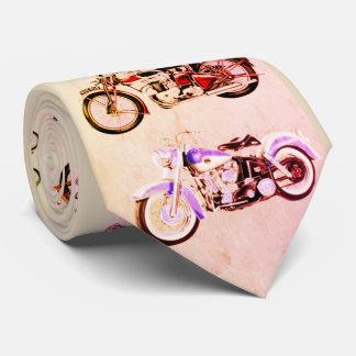 CLASSIC VINTAGE MOTORCYCLES TIE