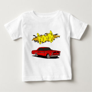 Classic Vintage Pony or Muscle Car Baby T-Shirt
