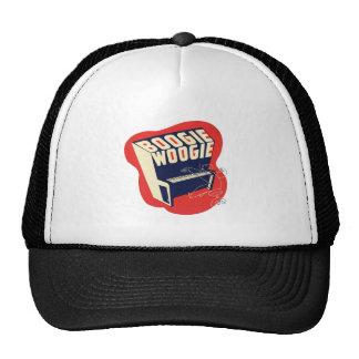 Classic Vintage Retro Boogie Woogie Jazz Trucker Hat