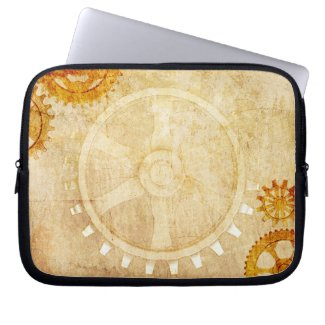 Classic Vintage Steampunk iPad Case electronicsbag