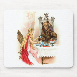 Classic Vintage Storybook Mousepad