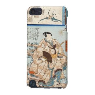Classic vintage ukiyo-e japanese samurai Utagawa iPod Touch (5th Generation) Covers