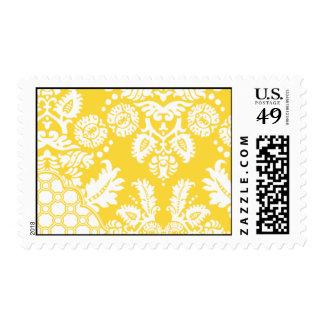 Classic White-BRO04 Postage Stamp