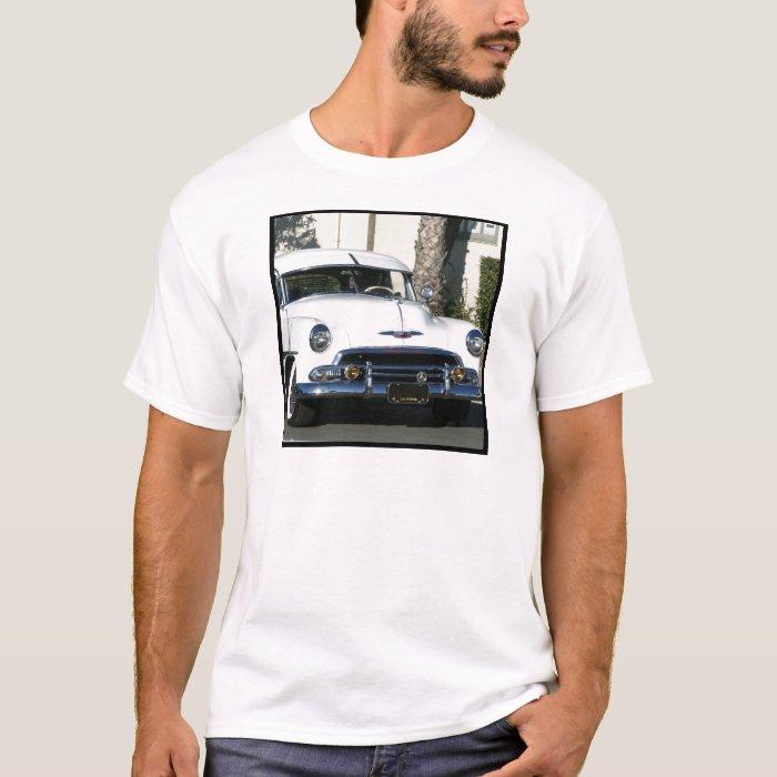 Classic White Car T-Shirt