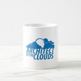 Classic White Mug - Architect to the Clouds Logo