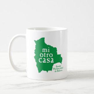 Classic White Mug BOLIVIA