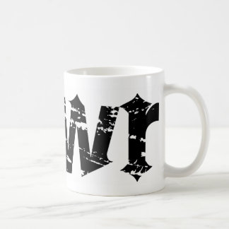 Classic White Mug SCWR Logo
