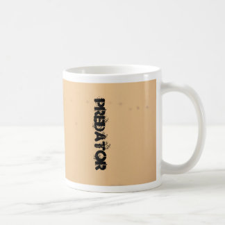 Classic White Predator Mug
