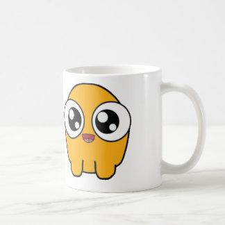 Classic white sulk coffee mug