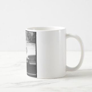 Classic White T-bird Coffee Mug