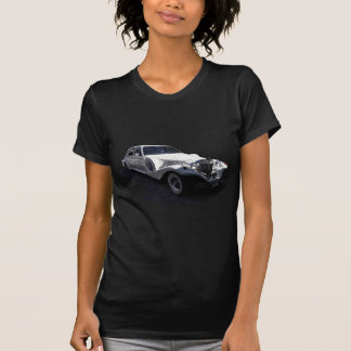 Classic White Tiffany Collectors Car Tee Shirts