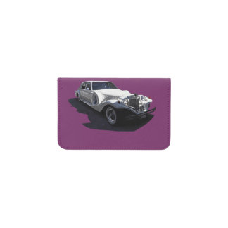 Cars business card holders cases zazzle for Vehicle business card holder