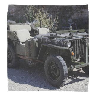 Classic Willys Jeep Bandana