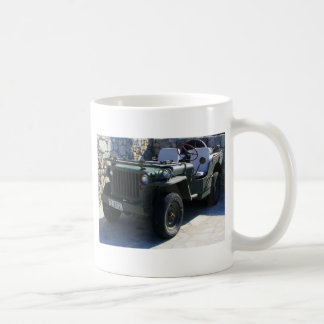 Classic Willy's Jeep. Coffee Mug