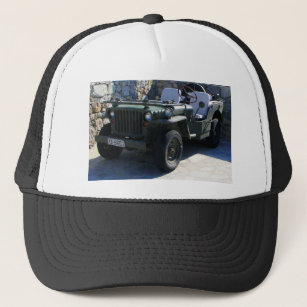 d7572388a6953 Classic Willy s Jeep. Trucker Hat