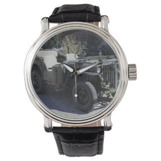 Classic Willys Jeep Watch