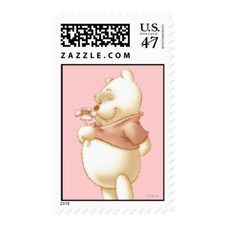 Classic Winnie the Pooh 1 Postage