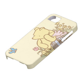 Classic Winnie the Pooh and Piglet 1 iPhone 5 Cases