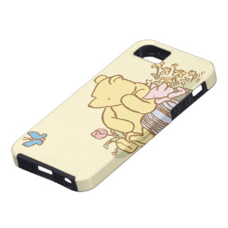 Classic Winnie the Pooh and Piglet 1 iPhone 5 Case