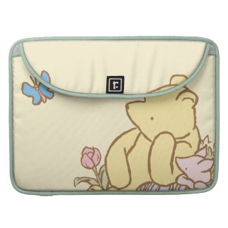 Classic Winnie the Pooh and Piglet 1 MacBook Pro Sleeve