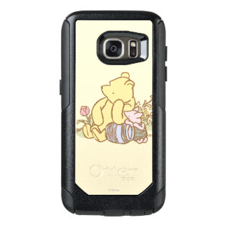 Classic Winnie the Pooh and Piglet 1 OtterBox Samsung Galaxy S7 Case