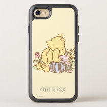 Classic Winnie the Pooh and Piglet 1 OtterBox Symmetry iPhone 7 Case