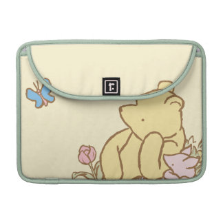Classic Winnie the Pooh and Piglet 1 Sleeves For MacBooks