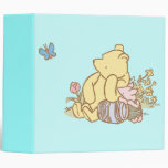 Classic Winnie the Pooh and Piglet 2 3 Ring Binders