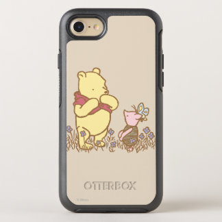 Classic Winnie the Pooh and Piglet 3 OtterBox Symmetry iPhone 7 Case