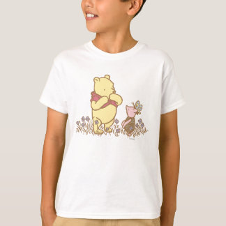 Classic Winnie the Pooh and Piglet 3 T-Shirt