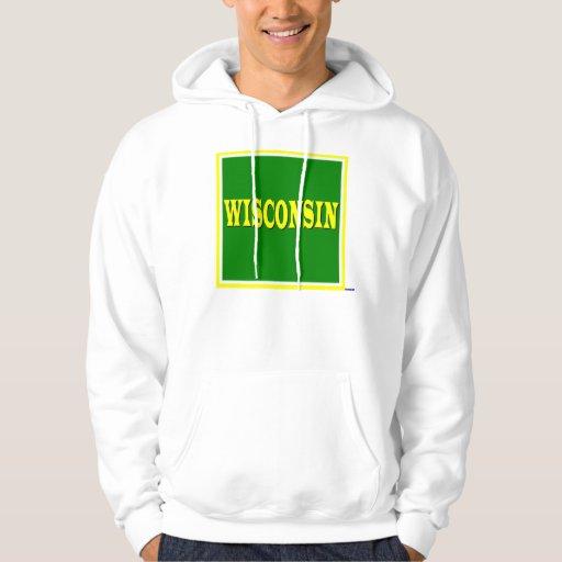 Classic Wisconsin Sweatshirt
