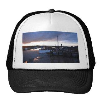 Classic Wooden River Cruiser Trucker Hat