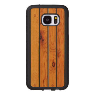 Classic wooden sailboat deck wood samsung galaxy s7 case