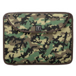 "Classic Woodland Camo MacBook Pro 15"" Sleeve Sleeve For MacBook Pro"