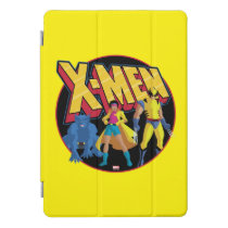 Classic X-Men | Beast, Jubilee, & Wolverine Icon iPad Pro Cover
