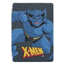 Classic X-Men | Beast Three-Point Landing iPad Pro Cover