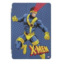 Classic X-Men   Cyclops Eye Beam iPad Pro Cover