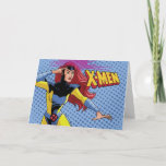 Classic X-Men   Jean Grey Emitting Psychic Energy Card