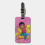 Classic X-Men   Jubilee Throwing Fireworks Luggage Tag