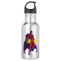 Classic X-Men | Magneto Using Powers Stainless Steel Water Bottle